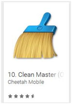 Play Store Download Apps: Clean Master