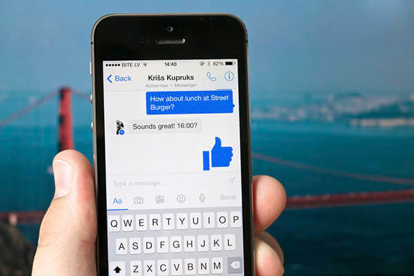 Install Facebook Messenger App For Android From Play Store